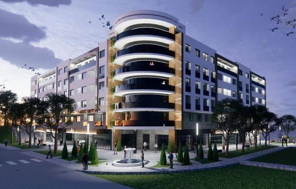 Lara RESIDENCE Lux zgrada u Derventi-prodaja stanova od 38m2- 150m2